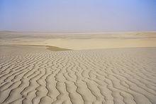 Il deserto del Qatar