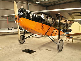 Desoutter Mk.I du Shuttleworth Collection (en)