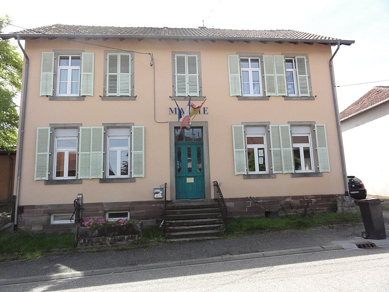 Desseling (Moselle) mairie