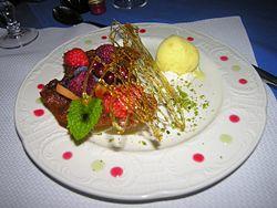 definition of dessert