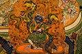 Detail, painting in the chapel housing the burial chorten of the 10th Panchen Lama, Tashilhunpo Monastery, Shigatse, Tibet (3).jpg