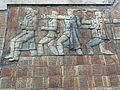 Detail of World War Two Memorial, Sighnaghi, Georgia.jpg