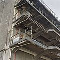 Detail van balkonnen aan de kadegevel - Rotterdam - 20371601 - RCE.jpg