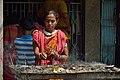 Fervorulo kun Incense - Panchananda Mandir - Narna - Howrah 2014-04-14 0294.JPG