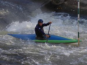 Dickerson Whitewater Course - Image: Dickerson C1a