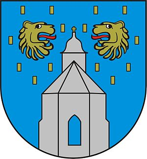 Dienethal - Image: Dienethal Wappen