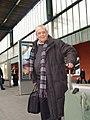 Dieter Hildebrandt am Stuttgarter Hauptbahnhof.jpg