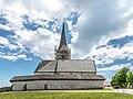 Diex Grafenbach Pfarrkirche hl. Maria Magdalena Nord-Ansicht 26052017 8724.jpg