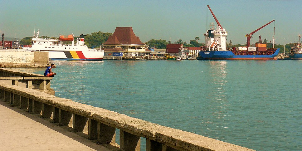 Dili harbour
