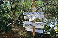 Direction signs, Folsom City Park - panoramio.jpg