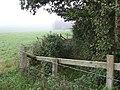 Ditch near Pitchcott - geograph.org.uk - 261984.jpg