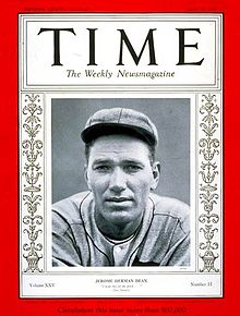 Image result for Dizzy Dean bio