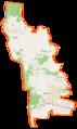 Dobra (Szczecińska) location map.png