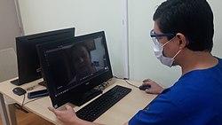 Doctor attending by teleconsultation.jpg