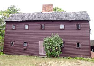 Dole–Little House - Front view