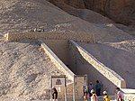 The tomb of  Ramesses V