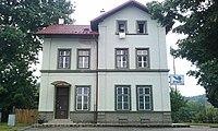Dolný Hričov 2014-05-26 train station.jpg