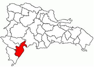 Barahona Province - Image: Dom Rep Barahona