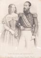 Dom Miguel de Bragança E Sua Espoza D. Adelaide Sophia Amelia.png