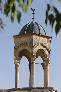 Dome of Al-Khidr.JPG