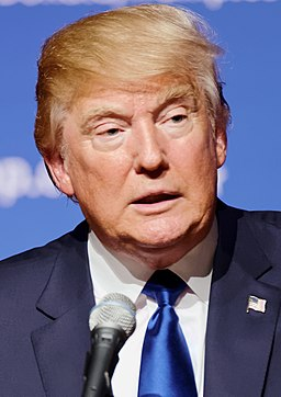 Donald Trump August 2015