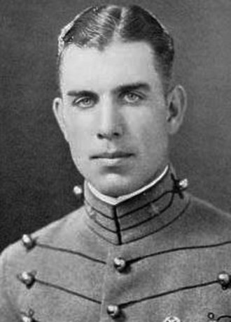 Don Z. Zimmerman - As a West Point cadet