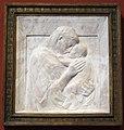 Donatello, madonna pazzi, firenze, 1420 ca. 01.JPG