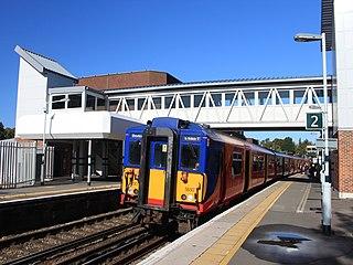 Dorking railway station English railway station