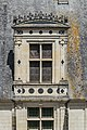 Dormer windows of the Chambord Castle 01.jpg
