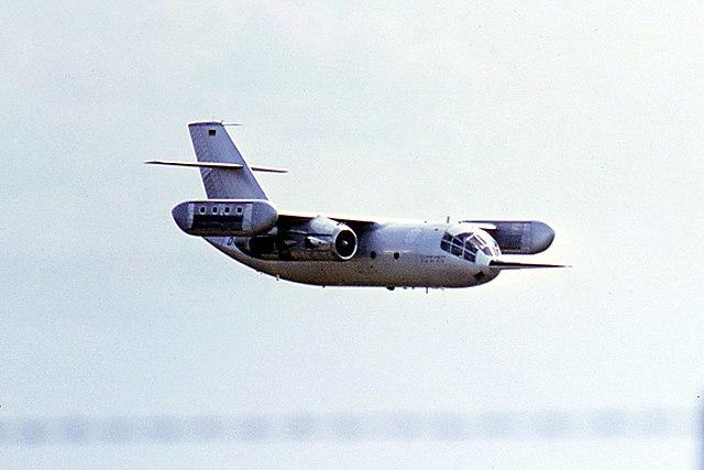Dornier Do 31 640px-Dornier_Do_31_in_1968