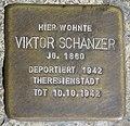 Dortmund Stolperstein Viktor Schanzer.jpg