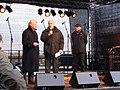 Dortmunder U Ullrich Sierau - Fritz Pleitgen - Andreas Broeckmann59328.jpg