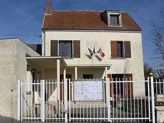 Douy-la-Ramée Commune in Île-de-France, France
