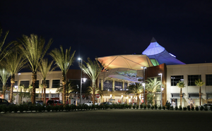 Downtown Summerlin (shopping center) - Entrance