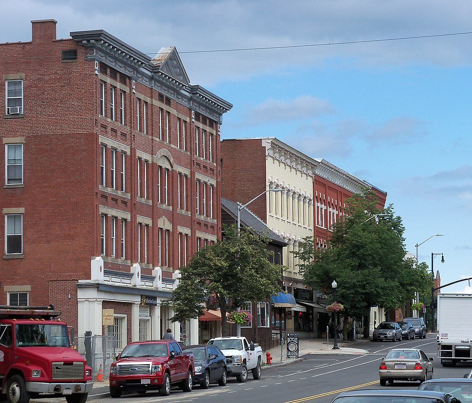 Downtown Amherst 5