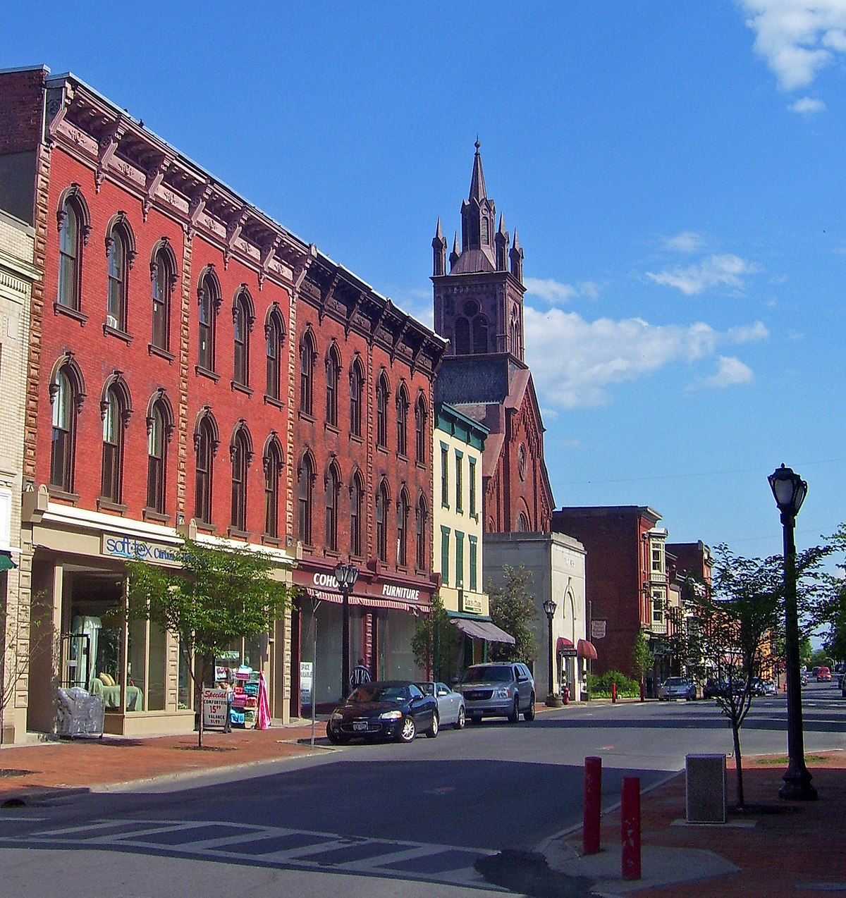 Downtown Cohoes Historic District Wikipedia