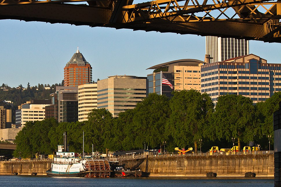 Downtown Portland, OR by Paul Nelson.jpg