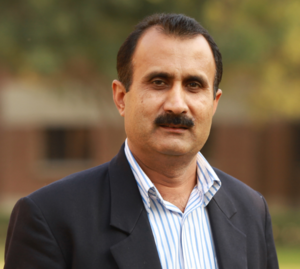 Irshad Hussain - Dr. Hussain at LUMS
