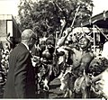 Dr Banda joins a Ngoni dance at Chancellor College, Zomba Malawi.jpg
