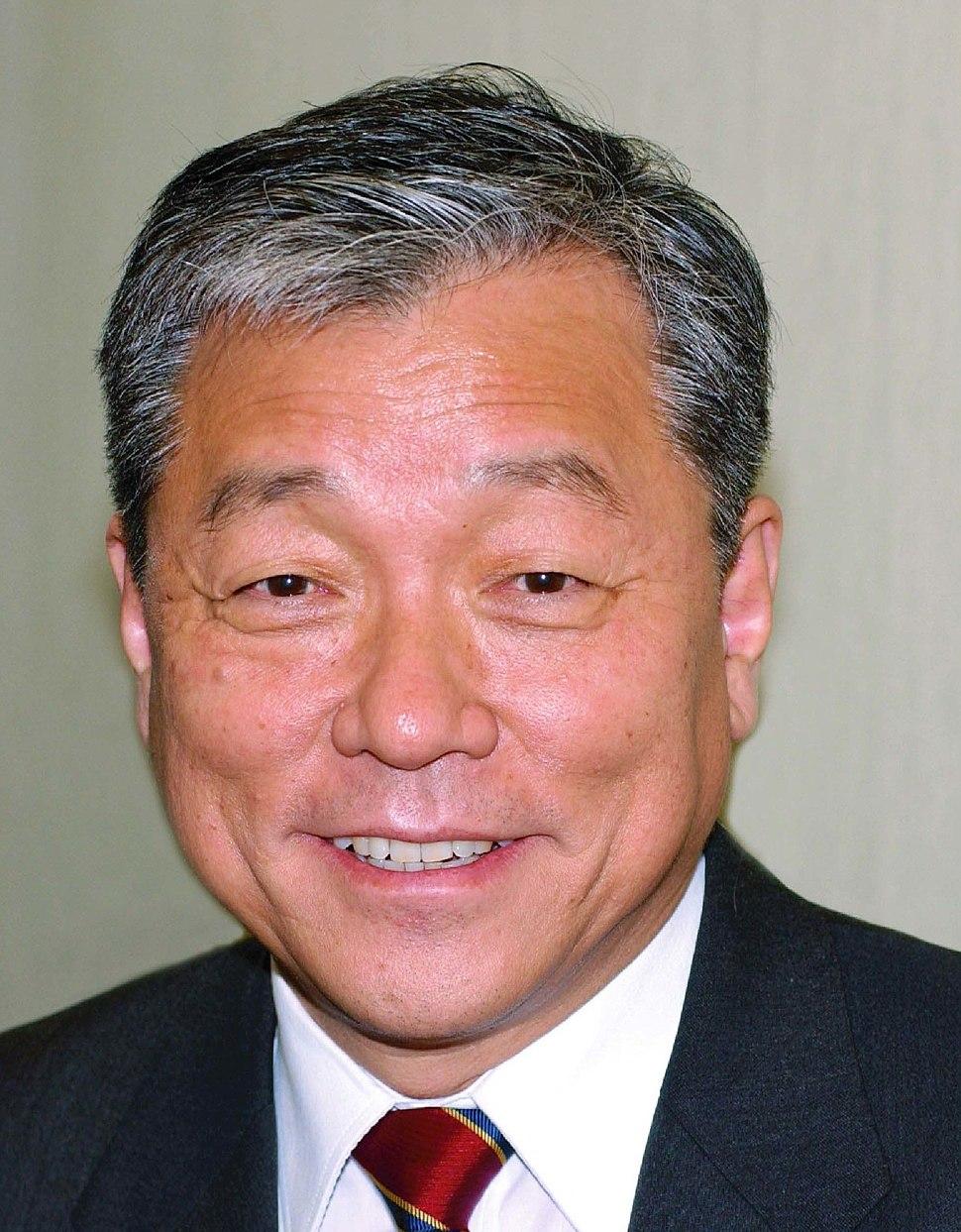 Dr Lee Jong-wook