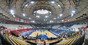 KK Cibona - Dražen Petrović Basketball Hall