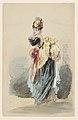 Drawing, A Lady Promenading, ca. 1880 (CH 18346479).jpg