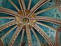Drawing room ceiling, Castle Coch, Wales..JPG