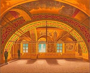 Tsarina's Golden Chamber - Tsarina Golden Palace