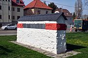 Druk Yul Park 03, Vienna - mani wall