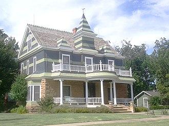 Hominy, Oklahoma - Drummond Home