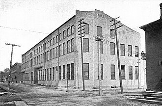 Dry Dock Complex (Detroit, Michigan) - Image: Dry Dock Engine Works machine shop 1894