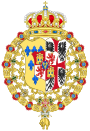 Ducal Coat of Arms of Parma (1748-1802).svg