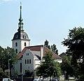 Duisburg – Die ursprüngliche Johanniterkirche (um 1150) ist heute die ev. Marienkirche (erbaut um 1800) - panoramio (1).jpg