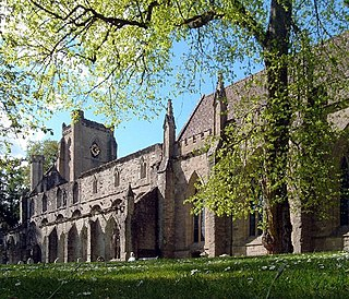 Dunkeld Cathedral Church in Perth and Kinross, Scotland